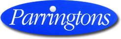 Parrington Autos Company Logo